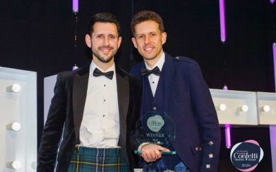 House of Henderson scoops Best Men's Outfitter at The 2020 Scottish Confetti Awards
