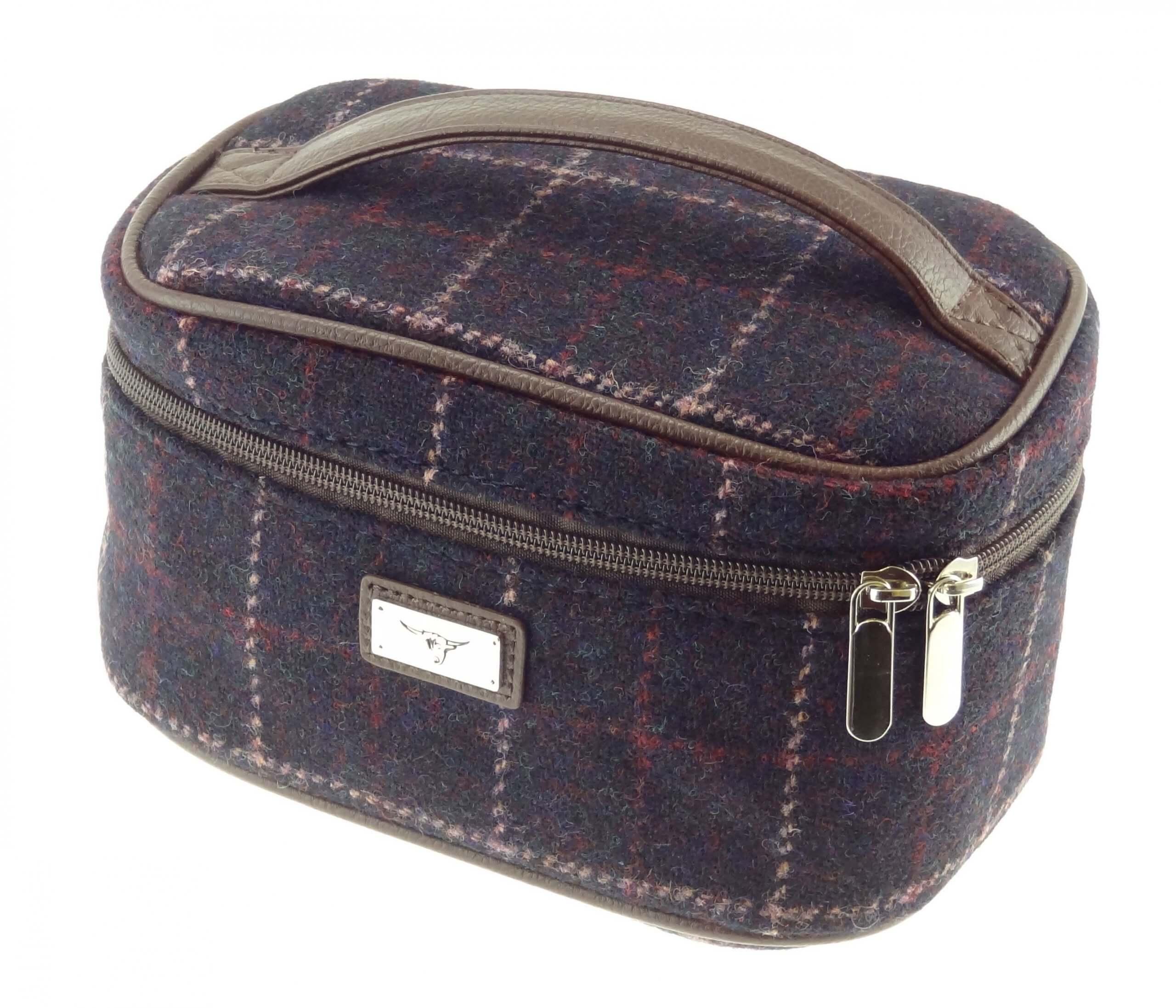 Harris Tweed Cosmetic Bag LB2103-COL39