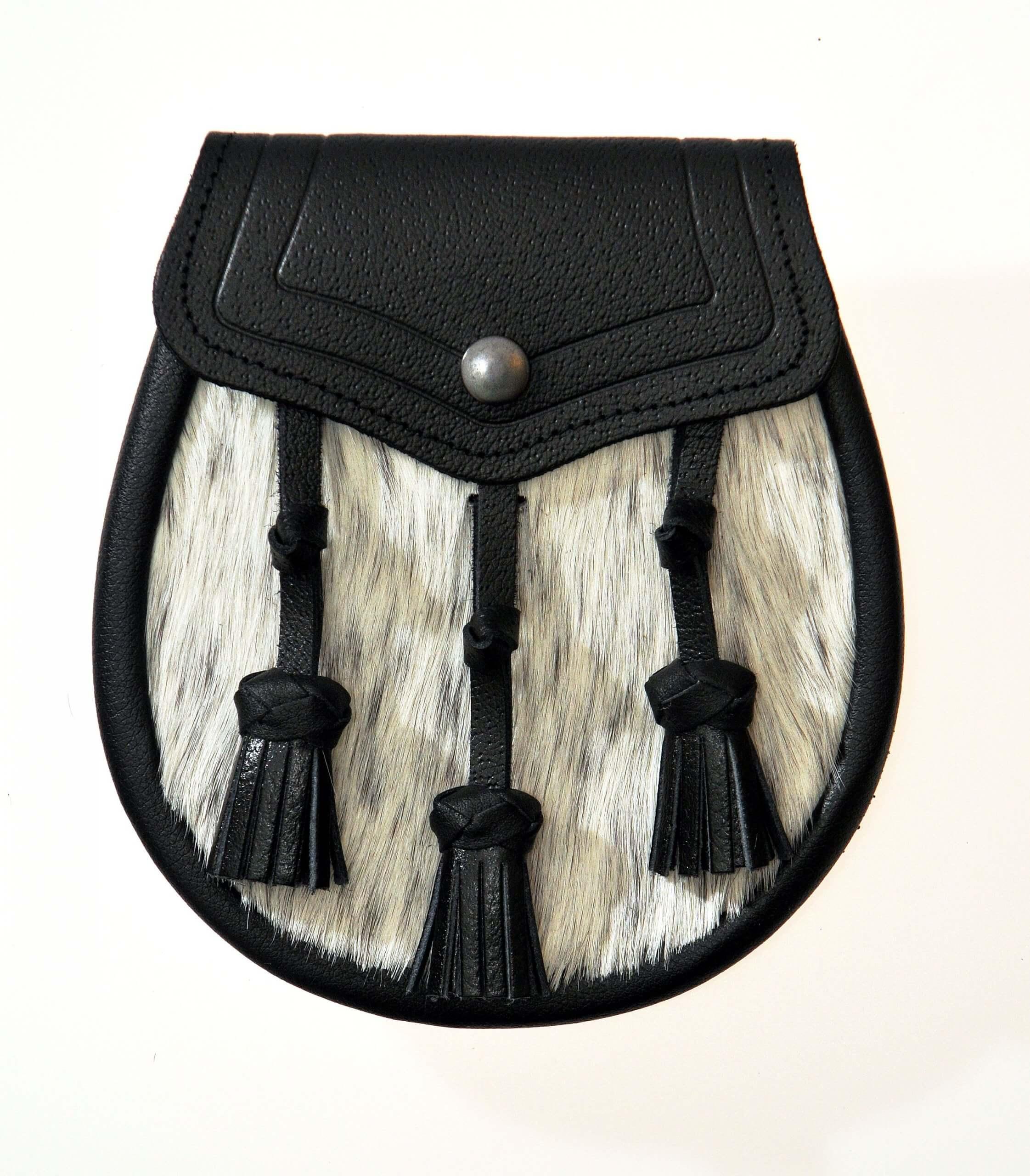 Semi Dress Bovine Sporran