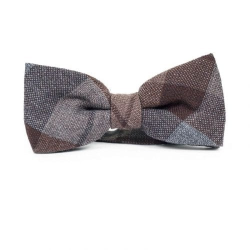 Outlander Tartan Bow Tie