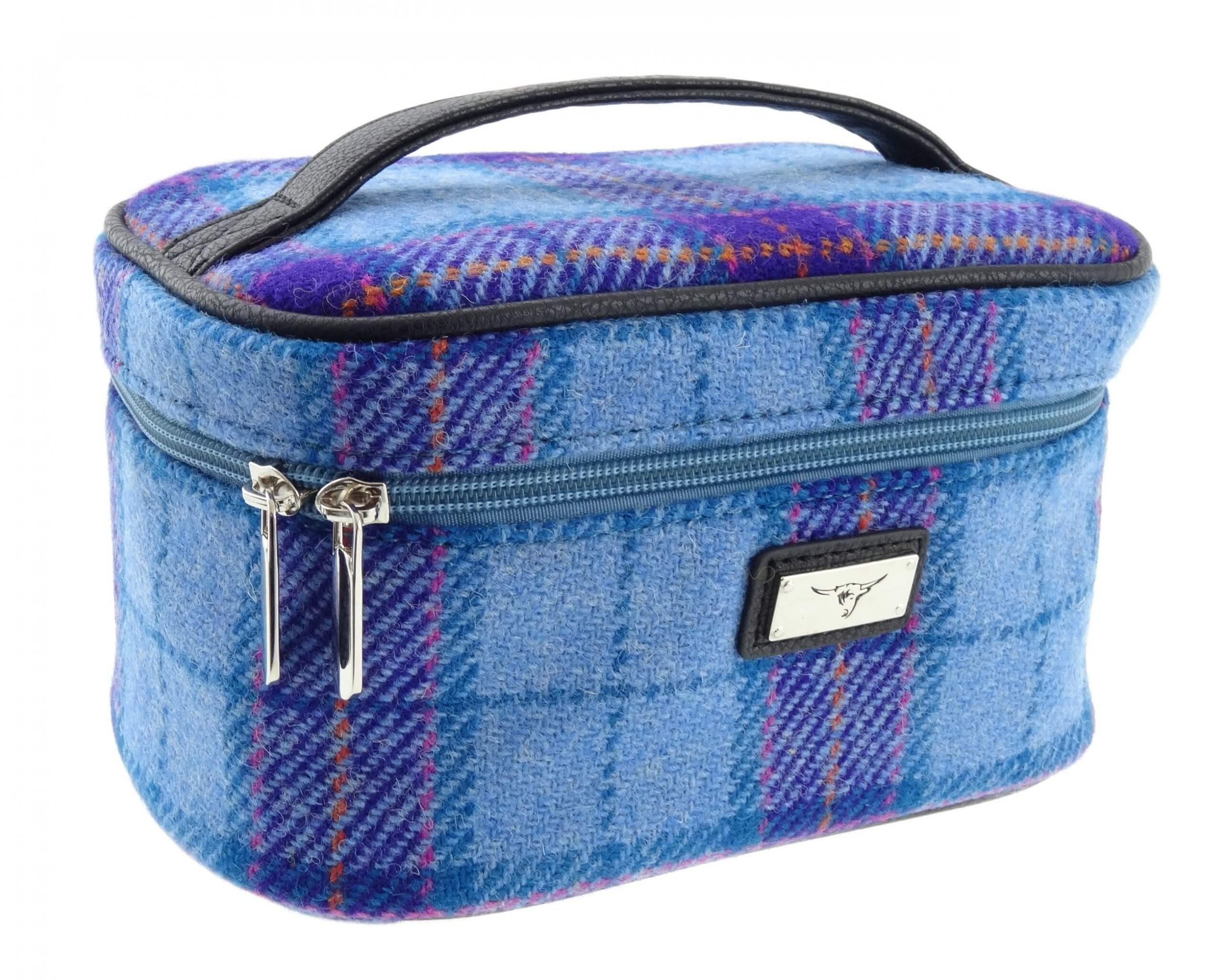 Harris Tweed Cosmetic Bag LB2103-COL35