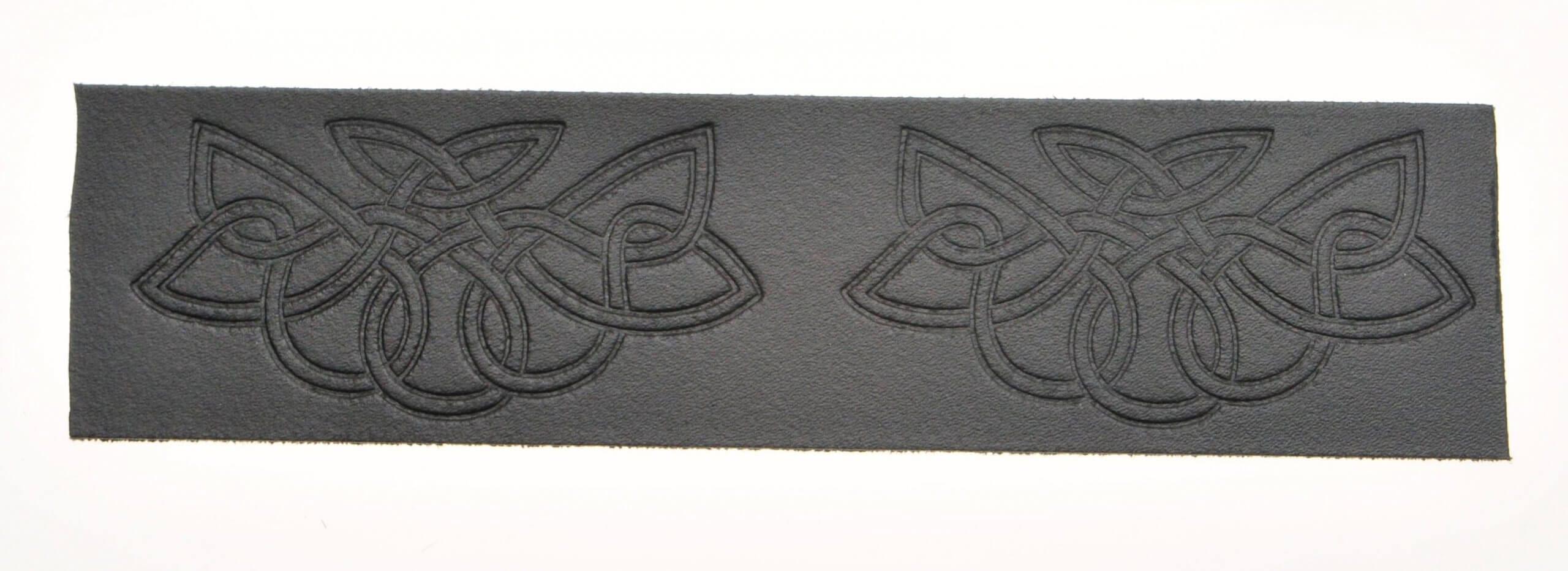 Kilt Belt - Gothic Embossed