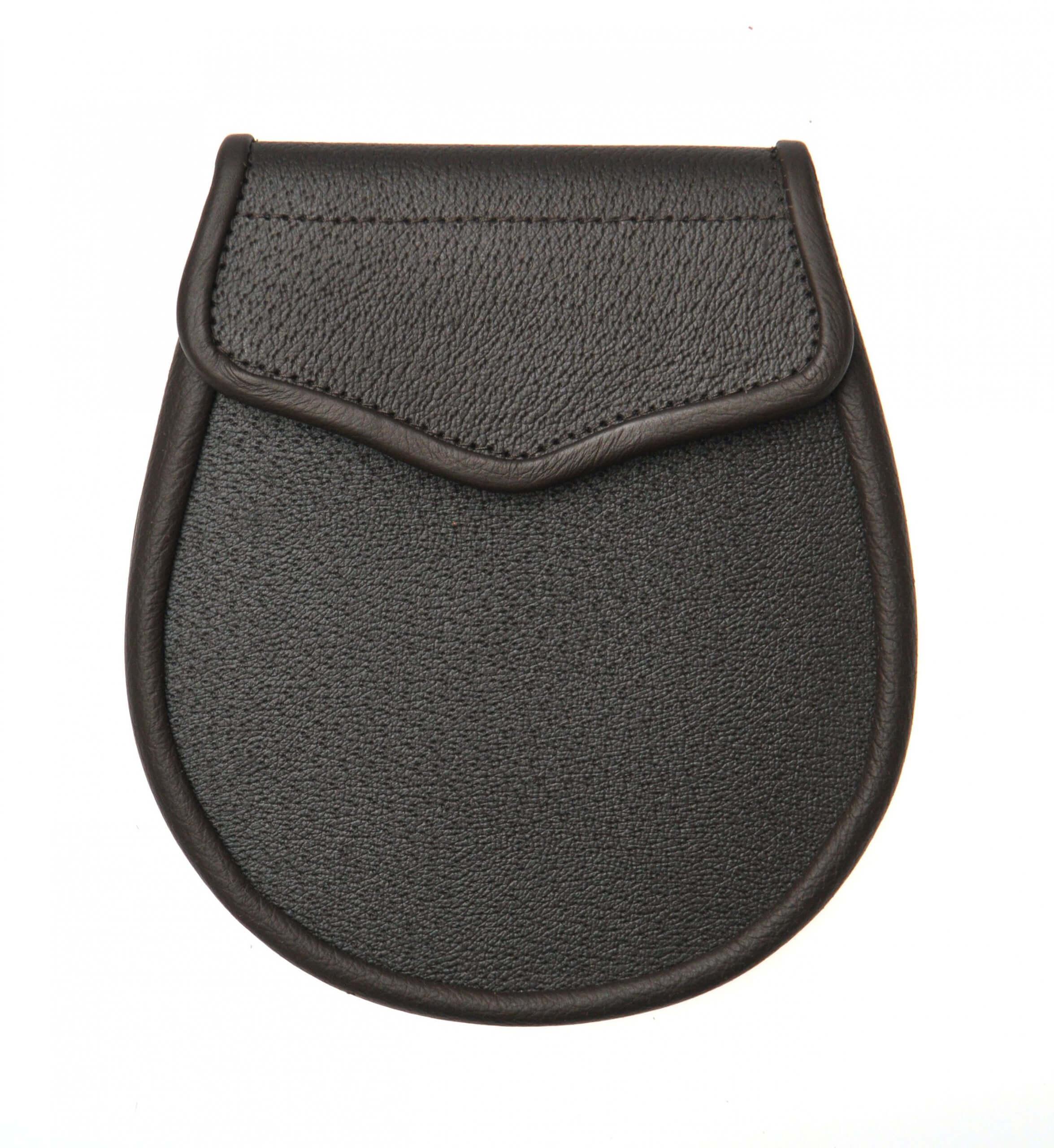 Brown Leather Day Sporran