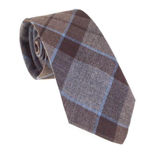 Outlander MacKenzie Tartan Tie