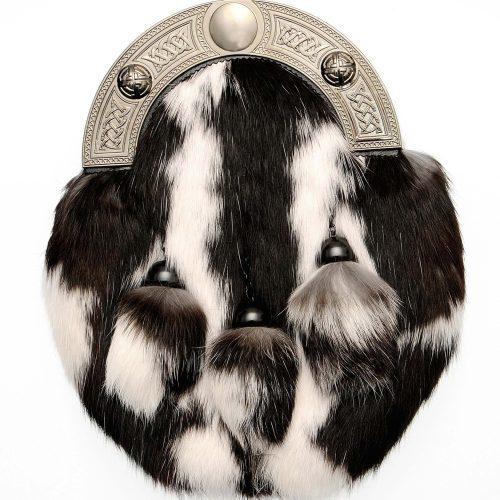 Dress Rabbit Fur Sporran