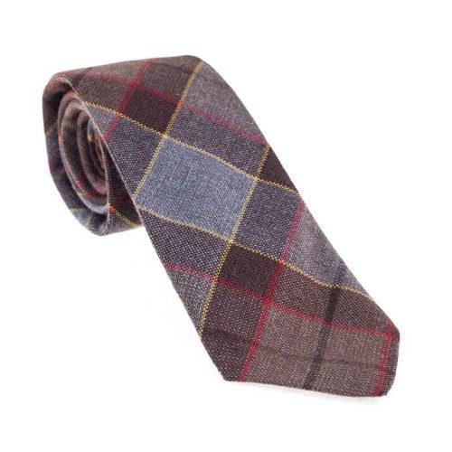 Outlander Fraser Tartan Tie