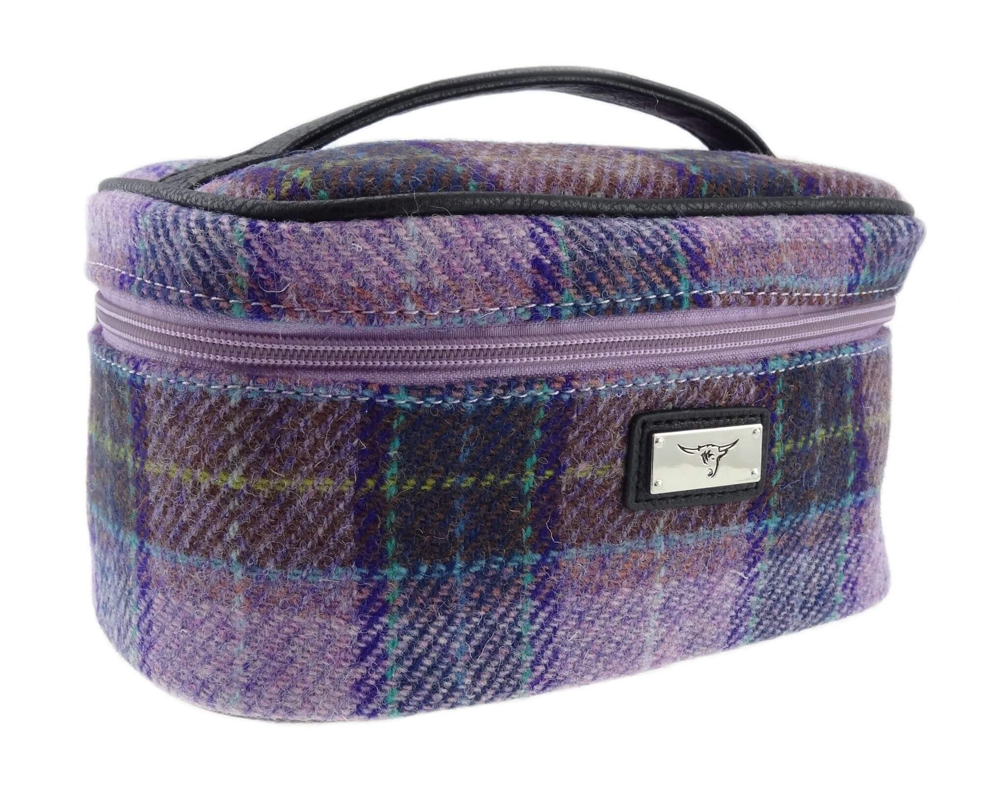 Harris Tweed Cosmetic Bag LB2103-COL34