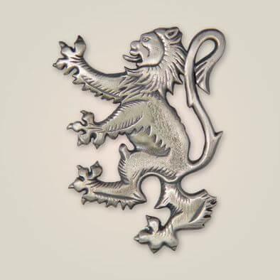 Antique Lion Kilt Pin APS 69ANT