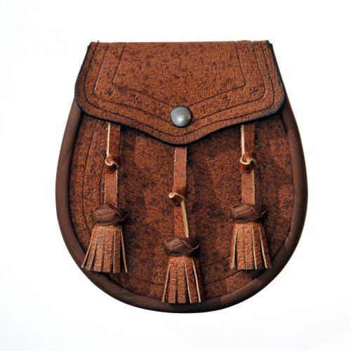 Kakai Leather Day Sporran