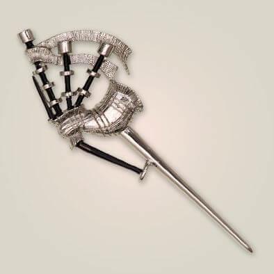 Bagpipe Kilt Pin APS 111