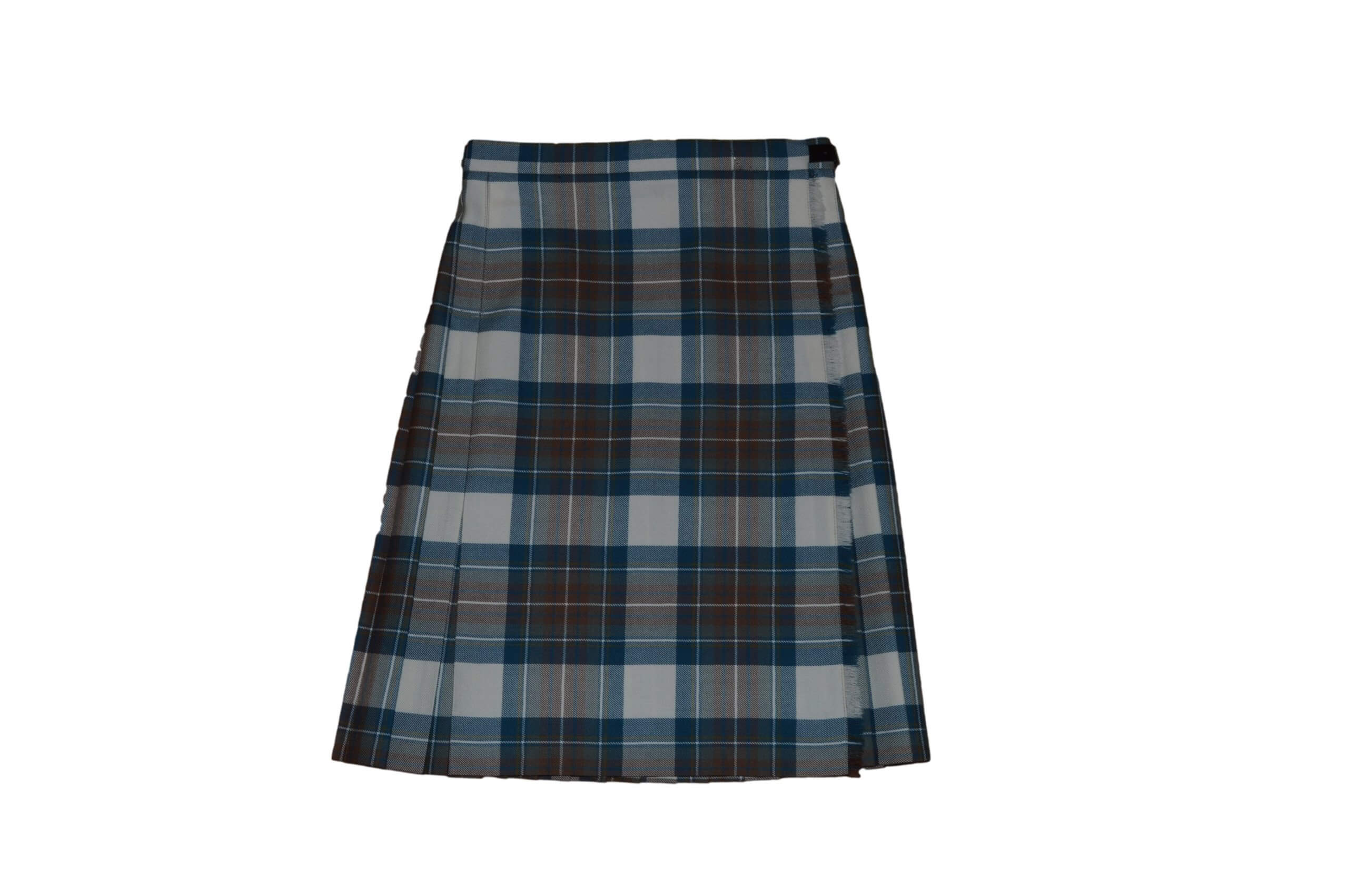 Muted Blue Stewart Kid's Kilt