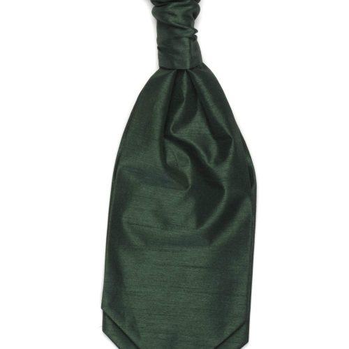 Bottle Green Cravat