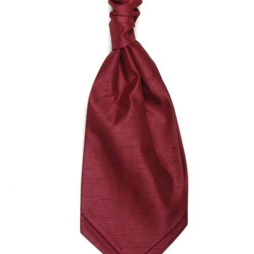 Claret Cravat