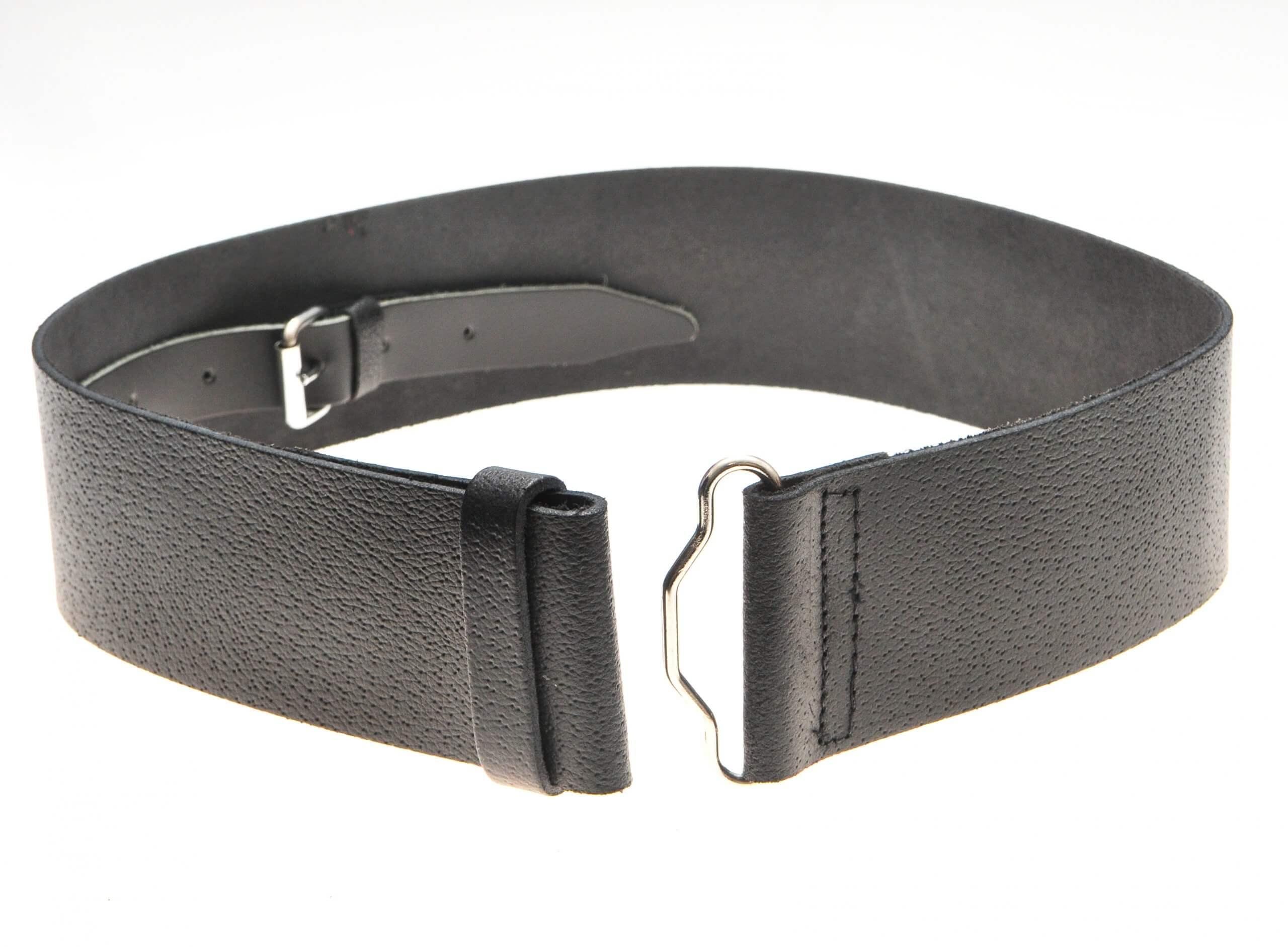 Unlined Belt