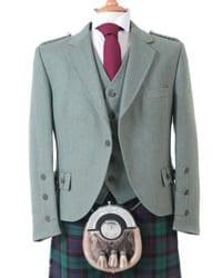 Moss Crail Kilt Jacket and Waistcoat
