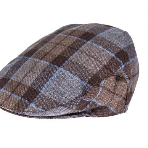 Outlander MacKenzie Tartan Cap