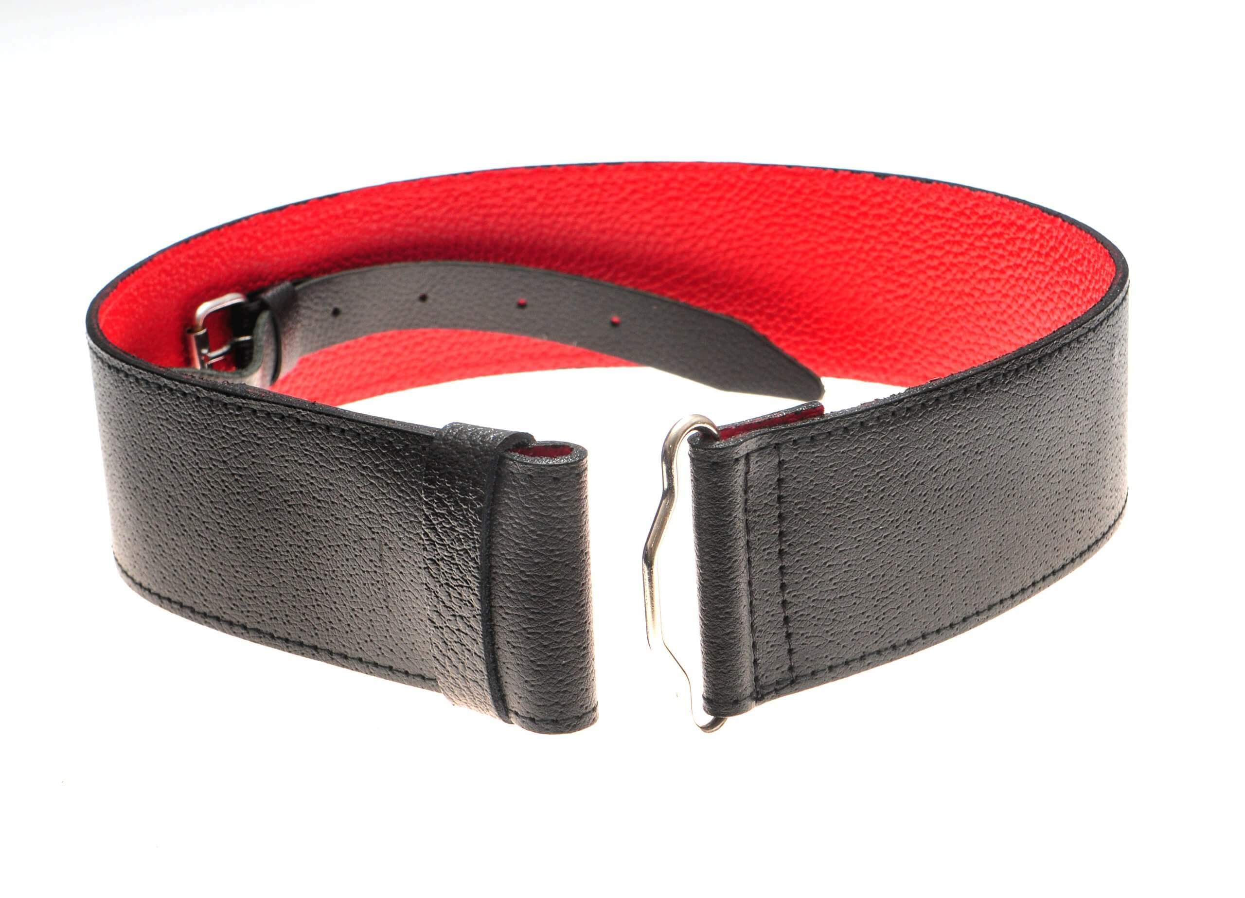 Lined Belt