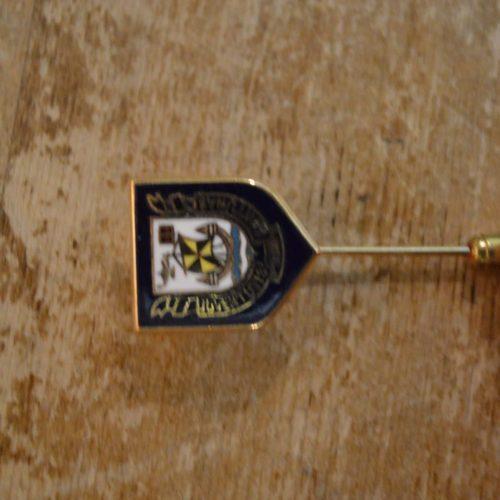 Dollar Academy Tie Pin