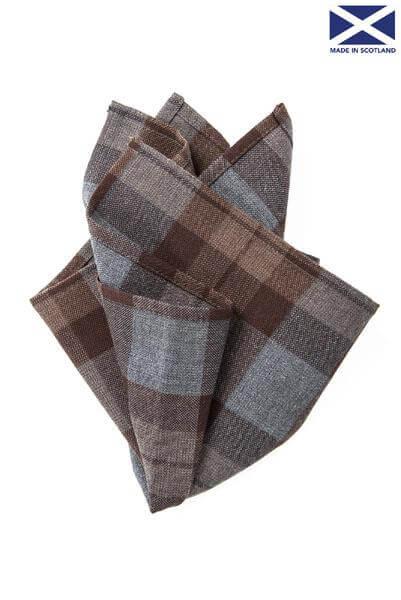 Outlander Tartan Pocket Square
