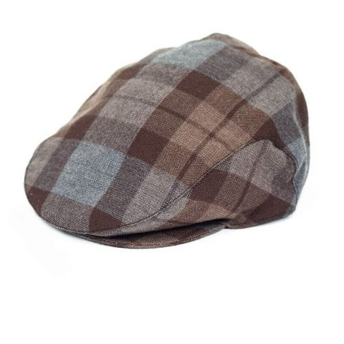 Outlander Tartan Cap