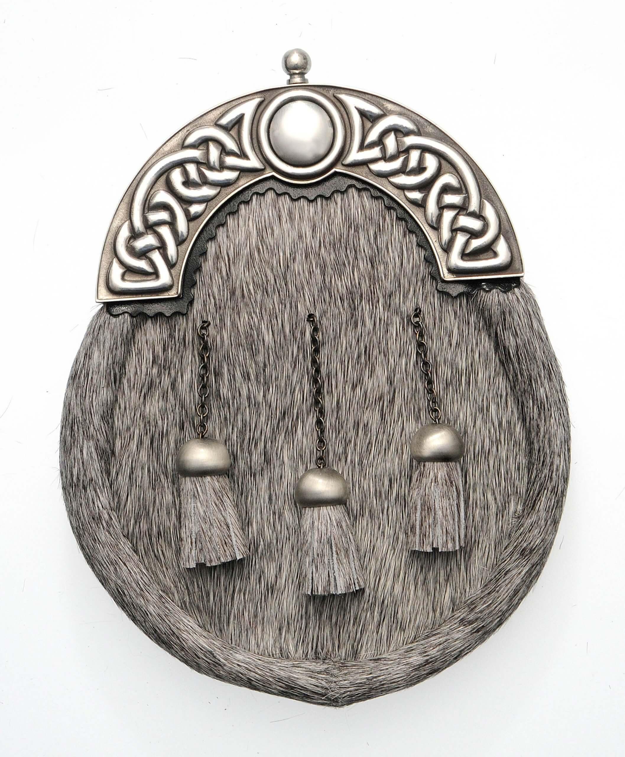 Dress Sporran Viking Cantle