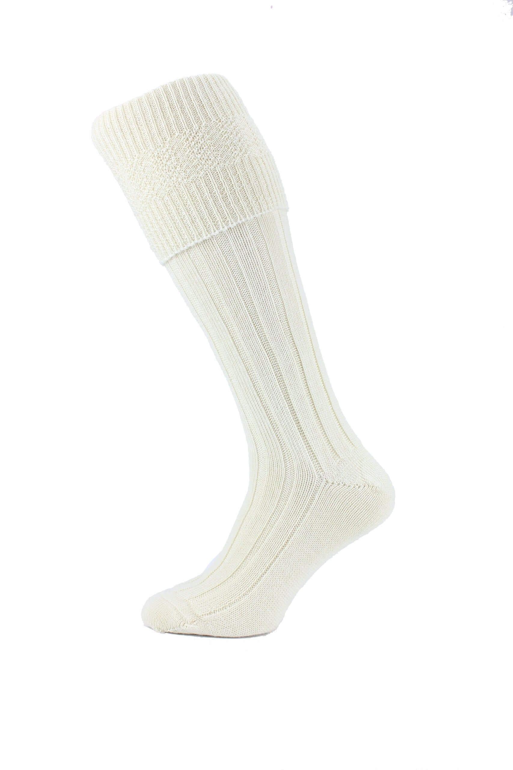 Wool Mix Premium Lovat Kilt Socks 6-7.5
